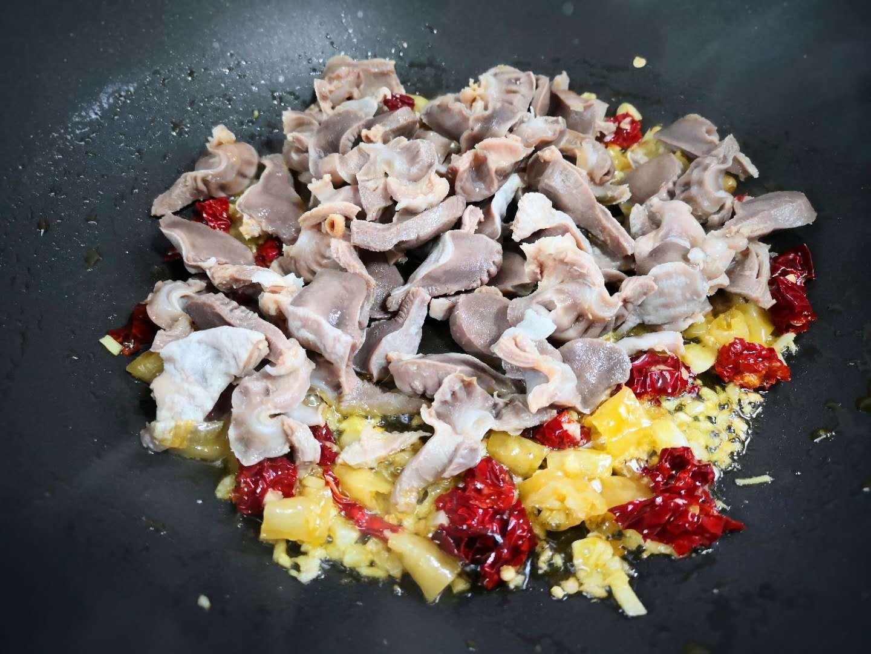 """给孩子吃猪肉不如吃它,""""辣炒鸡胗""""!营养全面又好吃,贵也要舍得买!"""