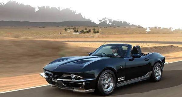 八辆复古造型汽车带给我们视觉享受