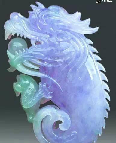 """翡翠的紫色为何称为""""花"""" 翡翠术语""""花""""的由来"""