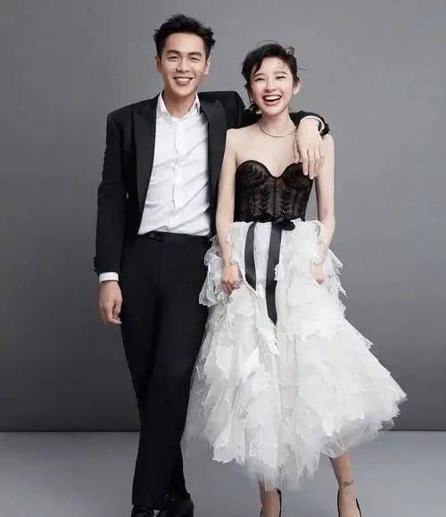 刘蓓三婚再嫁前夫,成了张若昀后妈