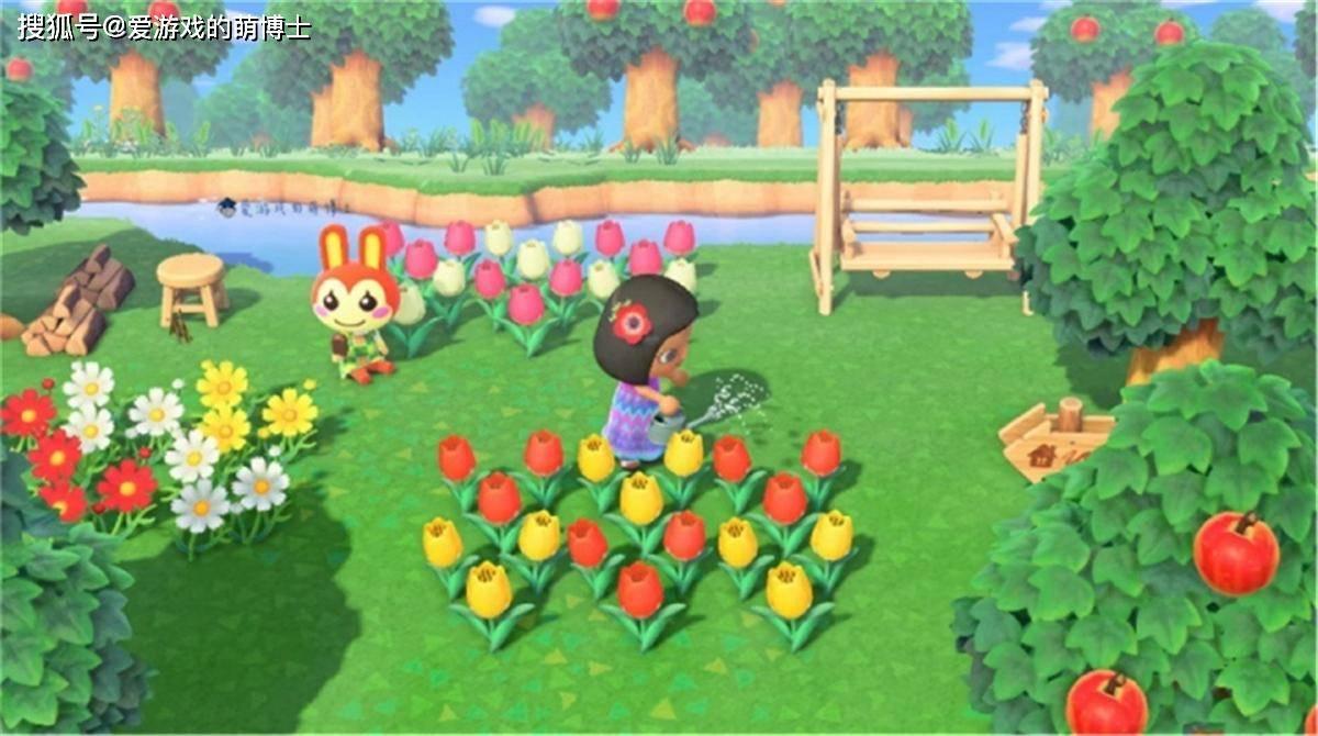 动物森友会是什么游戏图片