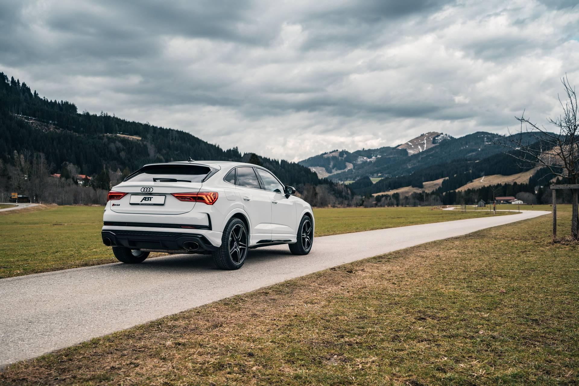 ABT改装刚刚上新的2020年奥迪RS Q3 Sportback