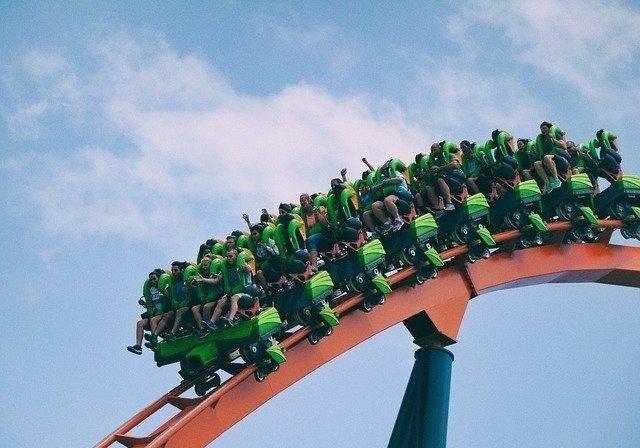 日本规定坐过山车禁止尖叫 尖叫是能人为控制的?