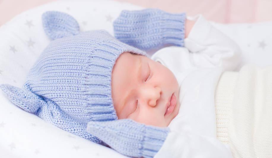 『宝宝』让他轻而易举的找到妈妈,新生宝宝与生俱来的这些神奇功能