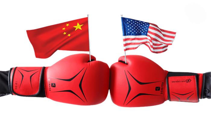 特朗普叫嚣中国再有行动就制裁!这次中方态度很强硬,特朗普黑脸
