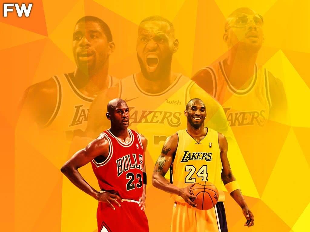 飞人迈克尔-乔丹无疑是NBA历史最伟大的球员
