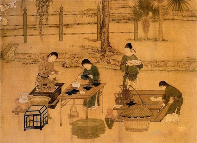 朱元璋下令喝散装茶叶,从此改变了中国人的饮茶习惯