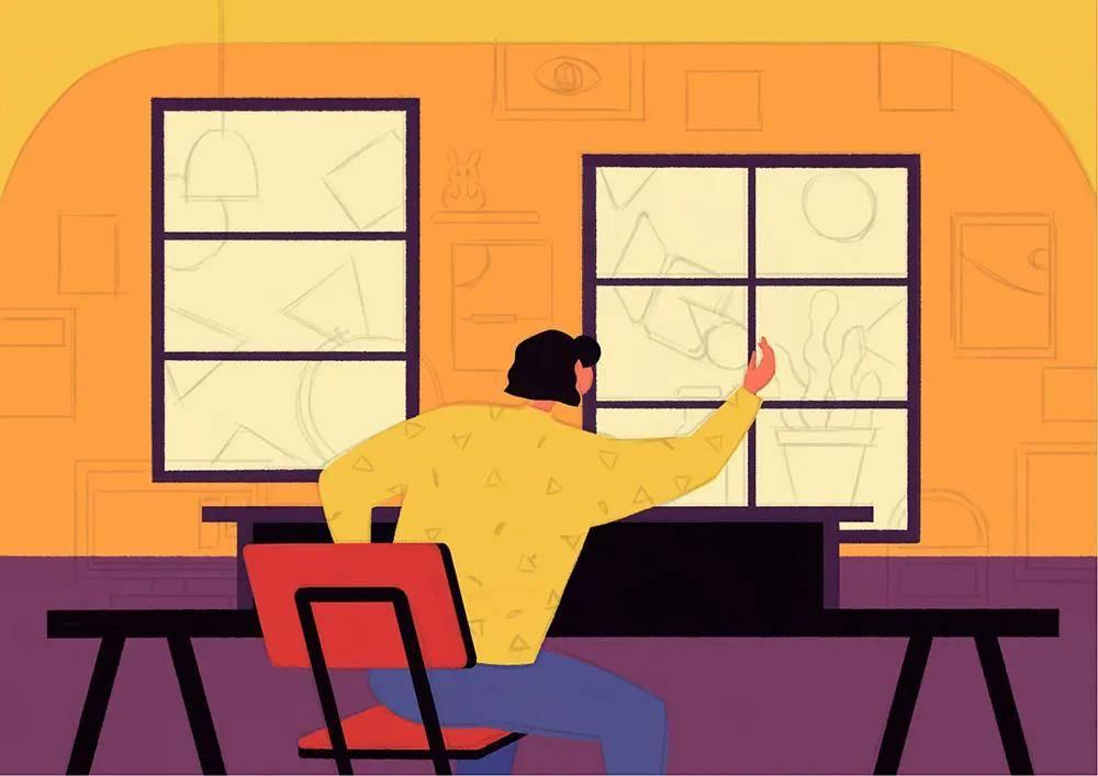 平面设计插画培训如何能高效学习