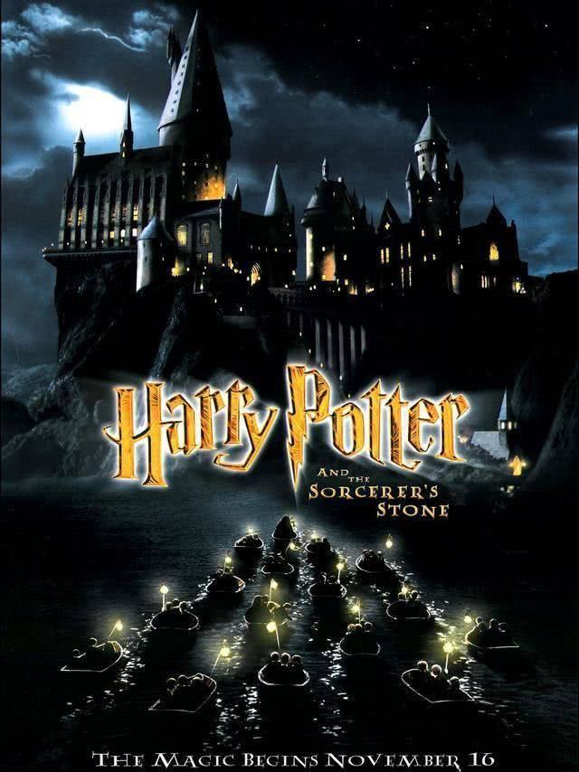 《哈利波特与密室》哈利背锅一整年_罗恩