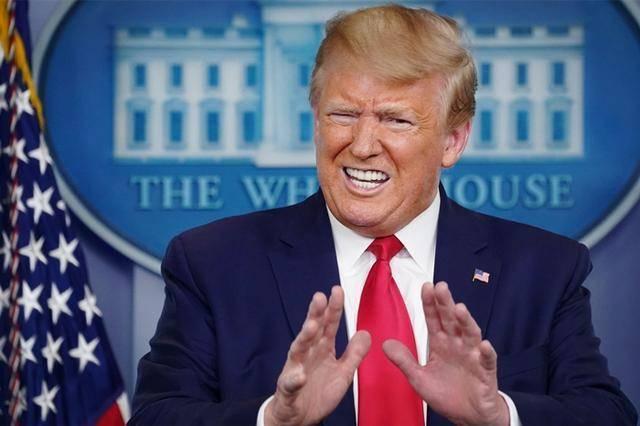 原创 特朗普进白宫地堡,到底是去干什么?