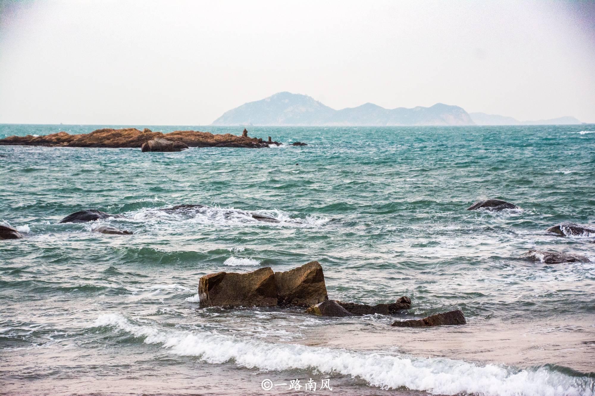 """原创广东也有""""马尔代夫"""",人少景美,仿如海边桃源"""