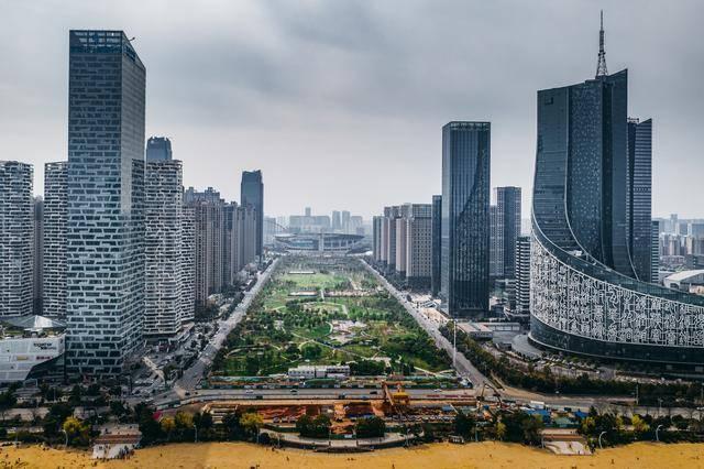 合肥跻身新一线城市,GDP涨幅堪比深圳,究竟是实力还是运气?