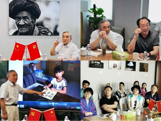 原中国工商银行行长杨凯生先生主持AIAF北京创新教育中心实践活动