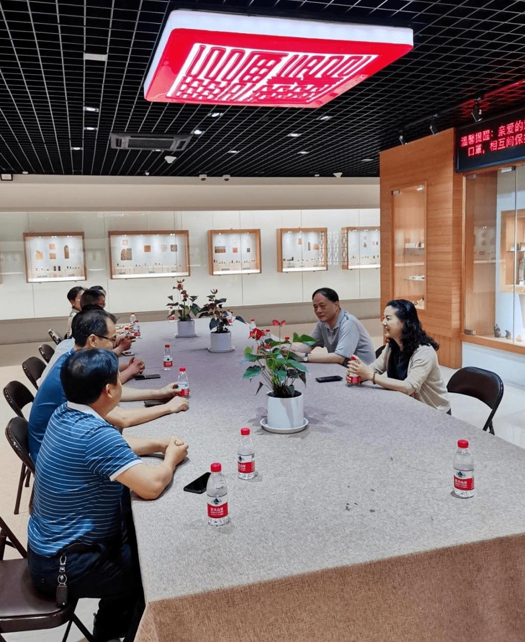 """""""思州石砚精品展""""在中国印学博物馆开幕"""