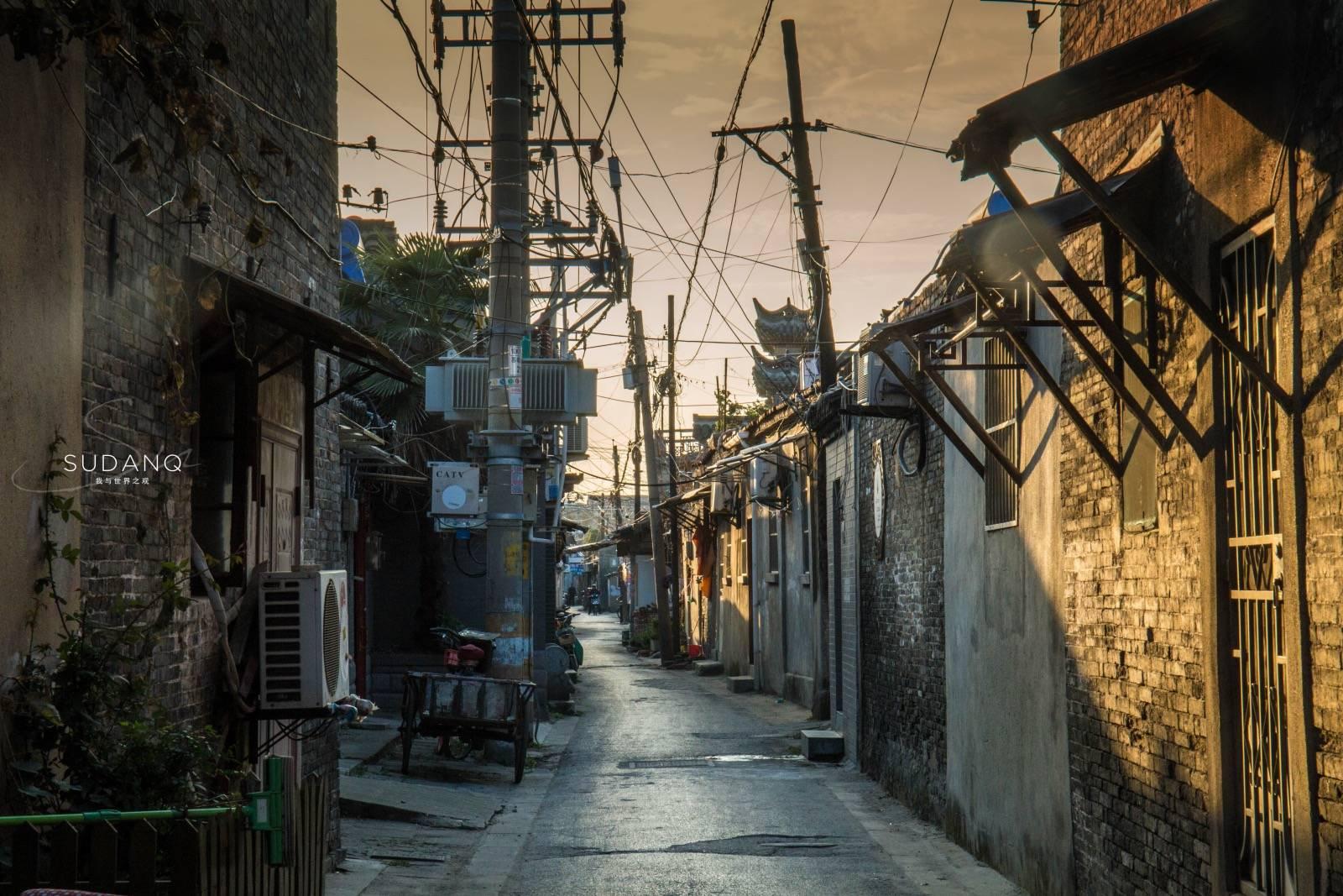 原创被低估的一座千年古城:令人陶醉的扬州丁家湾,弥漫着城市烟火气