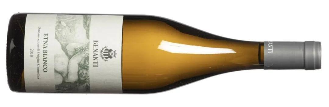 贝南蒂(Benanti)酒庄埃特纳法定产区干白(Etna Bianco)2018年份