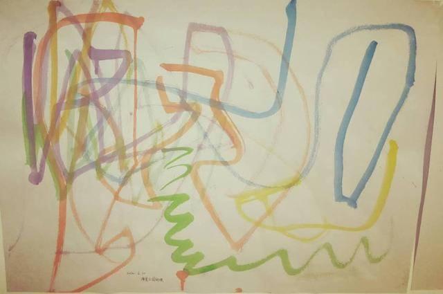 为什么不能教孩子画形象 填色画和简笔画 教育专家这样说