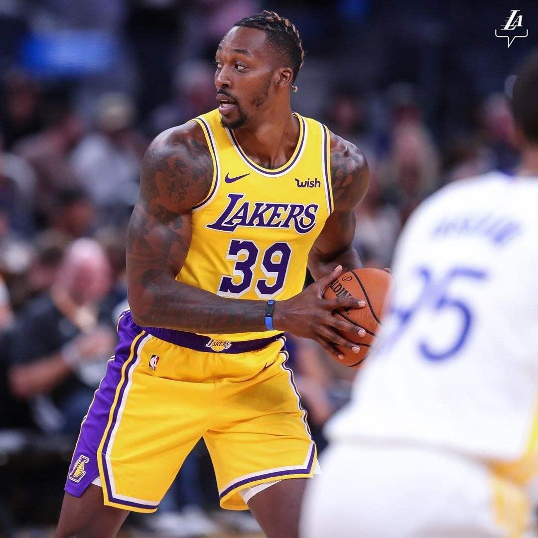 霍华德官宣信仰大于篮球!