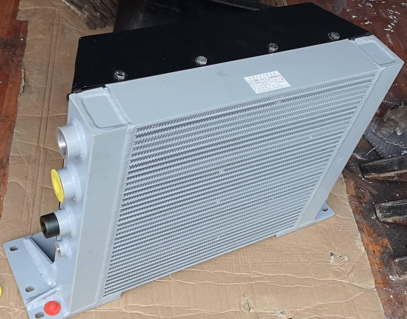 扒渣机散热器组件