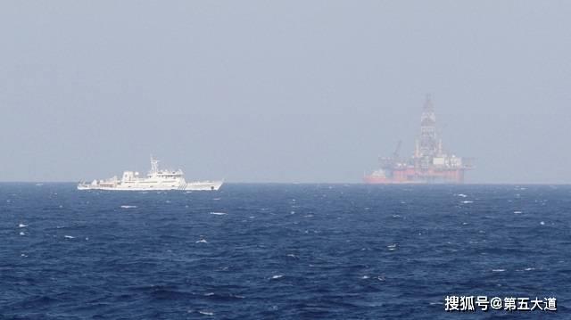 再次爆发海上冲突,越南舰船遭雷达照射,舰上设备全部失灵