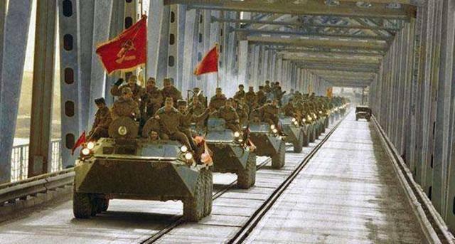 苏联为何能打败德国,却打不赢弱小的阿富汗,只因其角色改变了_德国新闻_德国中文网
