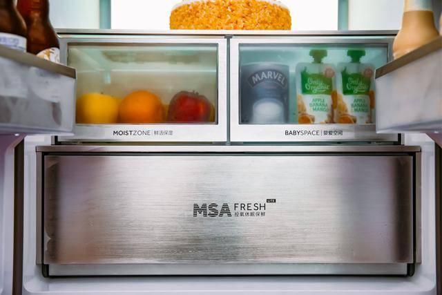 怎么才算是好冰箱?颜值、科技、无界嵌入,卡萨帝浑身是优点