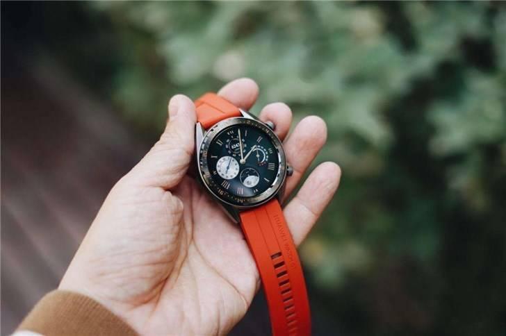 【华为 Mate Watch 或将搭载鸿蒙 OS,与 Mate40 系列一同发布】