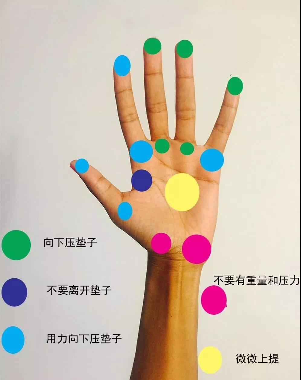 瑜伽前热身要全面,十个拉伸手腕的动作,看完避免伤害_手掌 知识百科 第1张