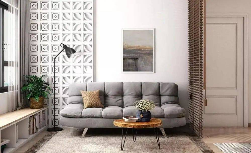 你家的客厅,还缺一个高颜值的沙发!