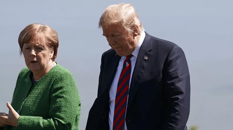 """欧盟应""""反思""""美国可能,退出""""世界领袖角色"""""""