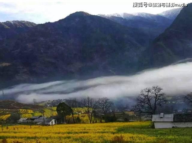云南这个景区神了!不仅一天两次日出日落,还是人神共居的地方!