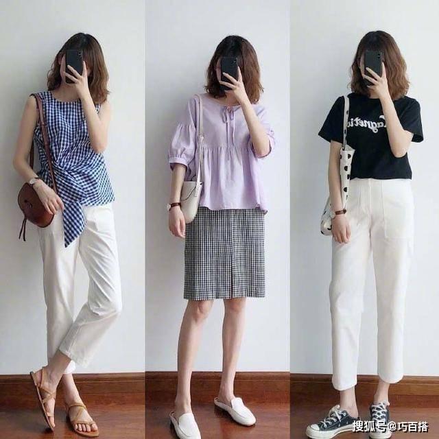 30+的女性若何搭配?知性优雅的27套方案,让你照着穿就悦目