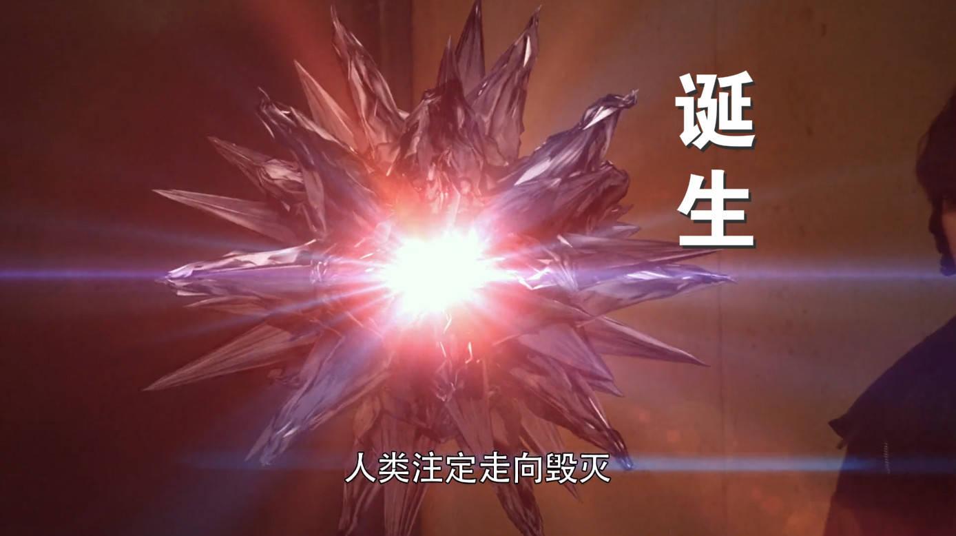 假面骑士01:亚克零拥有五大设定,从诞生都变身,掠夺技能最霸气_攻击