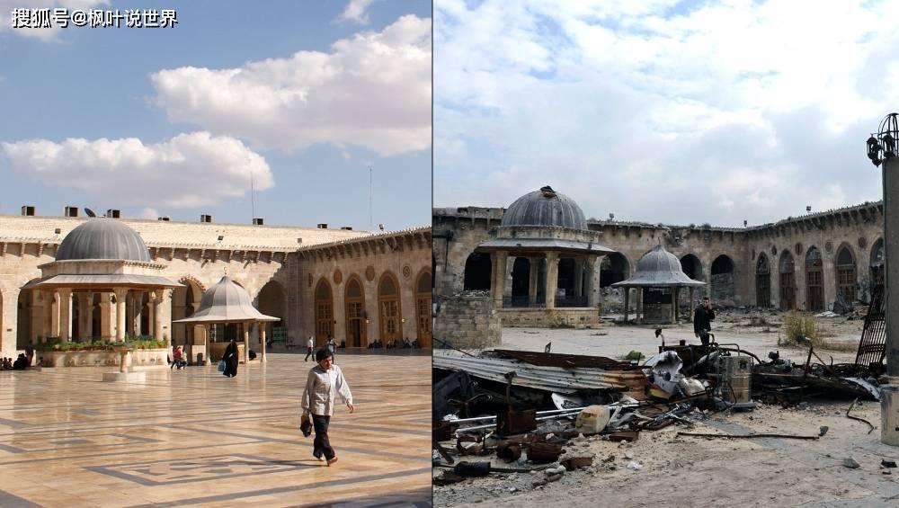 叙利亚战争打了九年!天堂成地狱,女人成商品