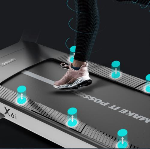 舒华X6i豪华智能跑步机入驻华为全球最大旗舰店 国内新闻 第10张