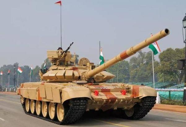 除了S400导弹,印度又看上了俄最强坦克,已在叙利