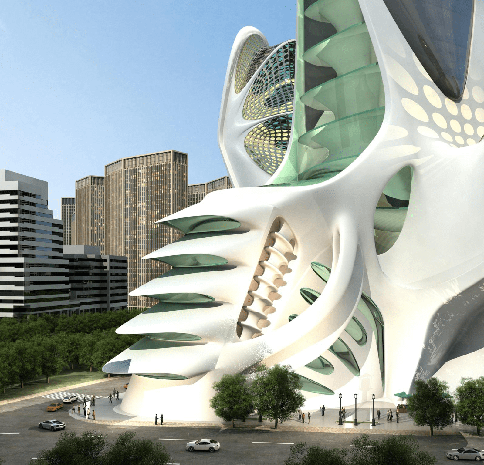 中国著名的建筑设计 中国设计院