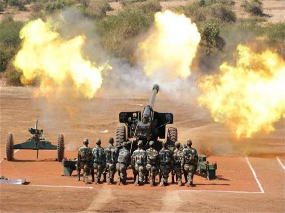 """终于等到""""美国出手"""",这次遭殃的却是印度,边境部队拉响警报"""