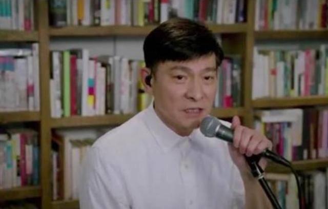 59岁华仔怕老?为什么帅是港片劳模刘德华一生无法摆脱的宿命?