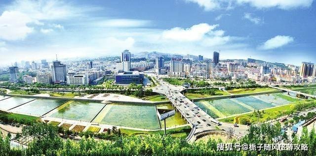 山西阳泉下辖的5个行政区域一览