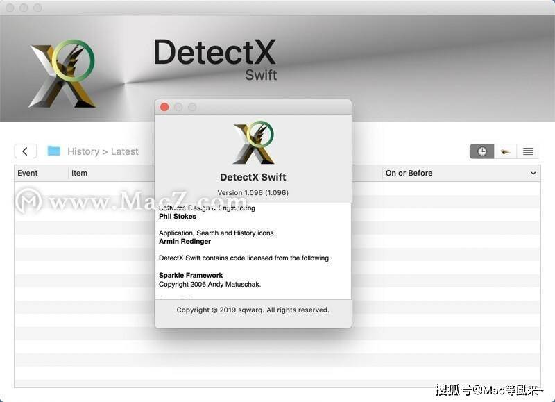 DetectX Swift for Mac(系统检测优化工具)