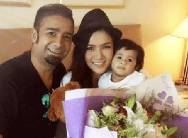 原创 TVB印度演员抛妻弃女,妻子控诉:出轨家暴欠钱不还害女儿被退学