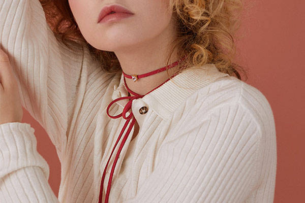穿什么无所谓 搭对夏日细项链让你时髦升级