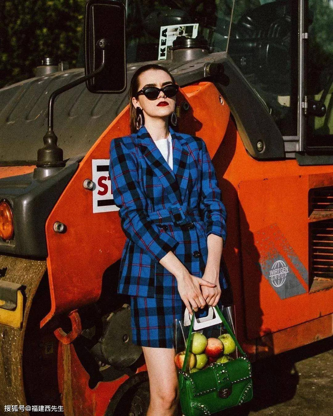 福州Mr.C西先生西服定制——女装|套装的高级感,零难度就能get的时尚