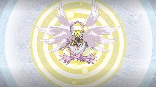 新数码宝贝:迪路兽究极体座天使,官方周边是铁证