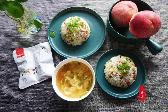 剩米饭怎么炒才好吃?简单实惠的做法,粒粒分明越吃越香