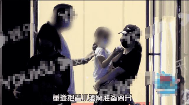 董璇被曝恋上小11岁男星,高云翔态度明了:一生一世爱一人