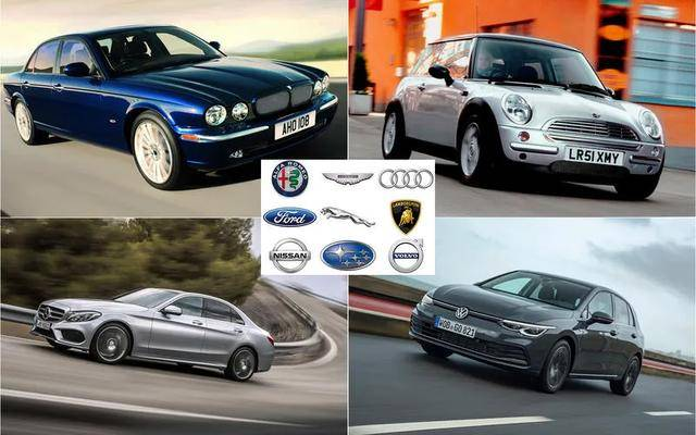 史上原车品牌最畅销车型,猜三个你就赢了