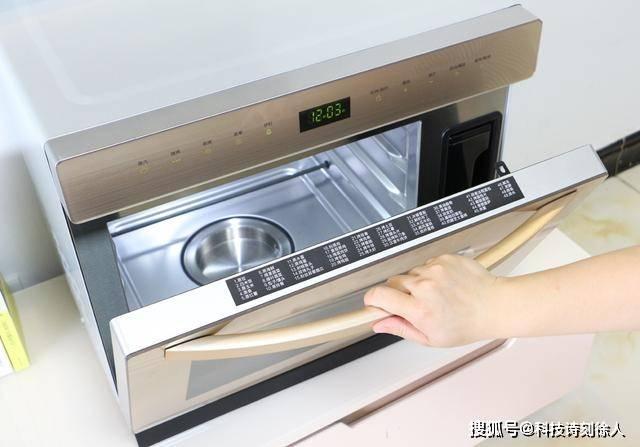 「烤箱」天天在家吃大餐,2千元在拼多多入手格兰仕蒸烤箱!44道智能菜