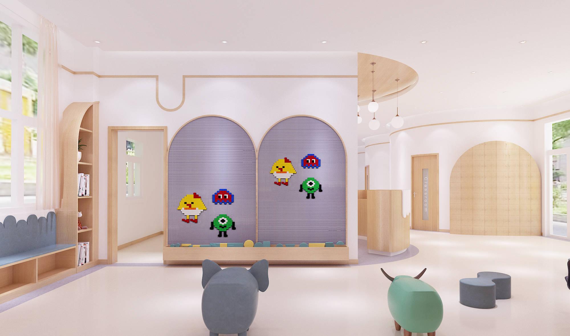 幼儿园装修设计原则
